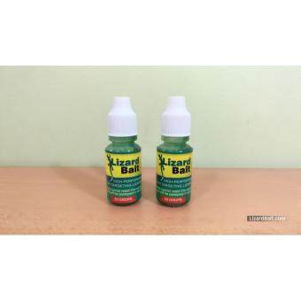 Lizard Bait and Poison for House Lizards (2 Tubes)