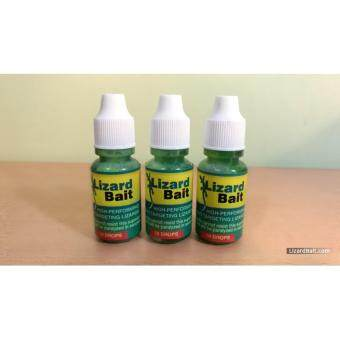 Lizard Bait and Poison for House Lizards (3 Tubes)