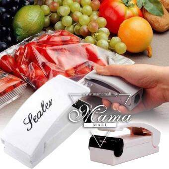Mamamall Mini Portable Handy Plastic Bag Sealer Sealing Machine