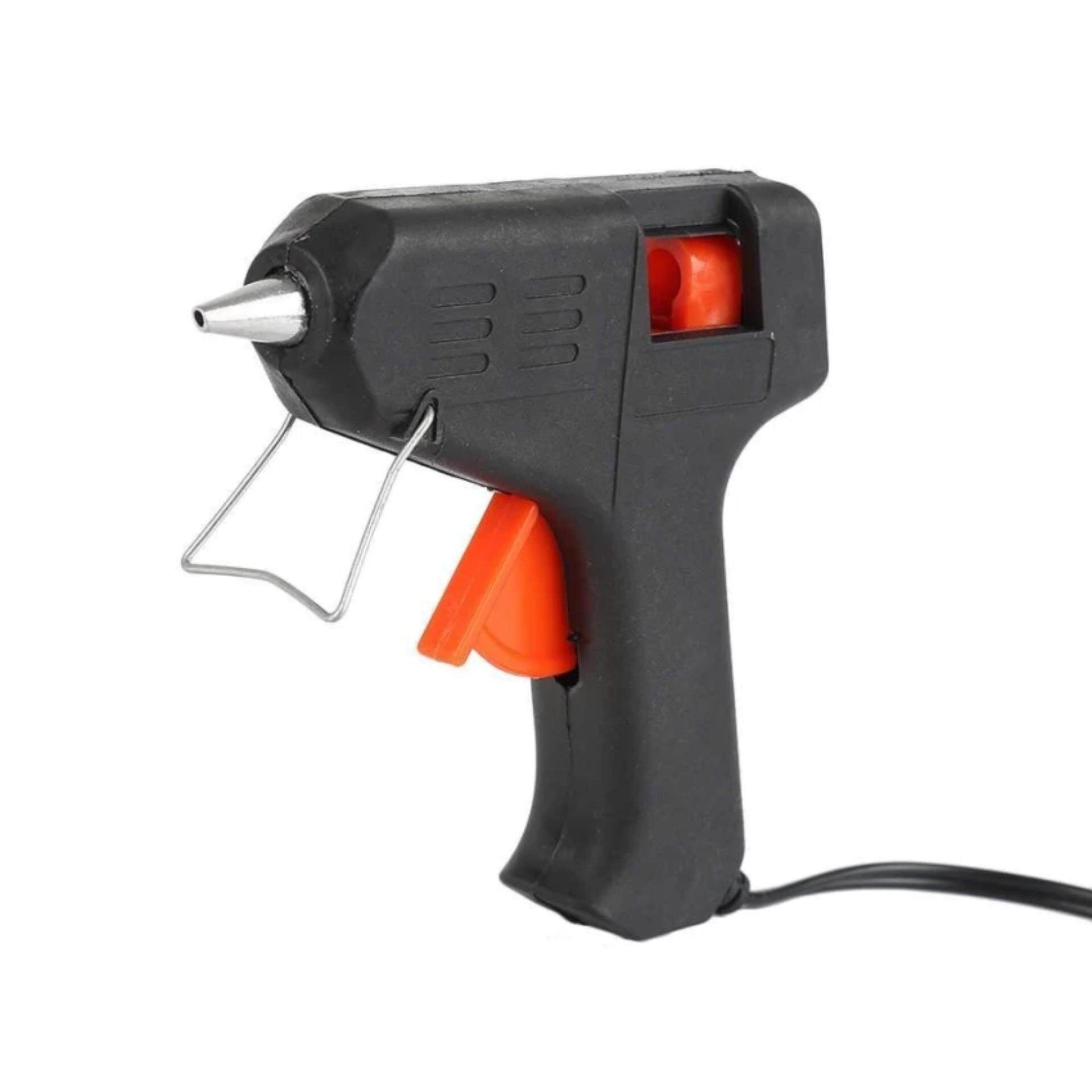 Mini 100-240V 20W Professional Hot Glue Gun - Heating Craft Repair Tool