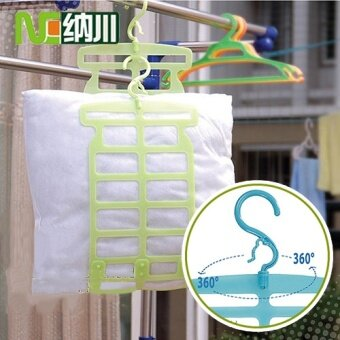 Harga NC a0121/pillow drying rack multi-purpose drying pillow Frame