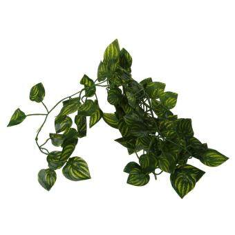 New Garden Home Decor Fake Plant Green Ivy Leaves Vine Foliage Artificial Flower