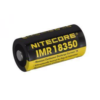 Nitecore IMR 18350 High Drain Li-Mn 700mAh Rechargeable Battery