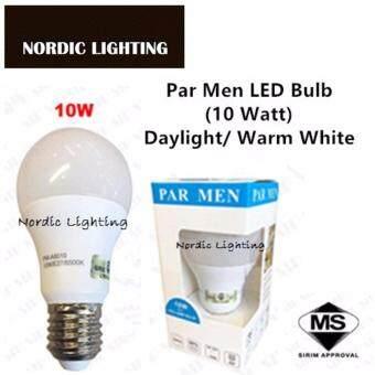 Nordic Lighting Best Buy Par Men 10 Watt LED Globe Bulb (ND-SD-