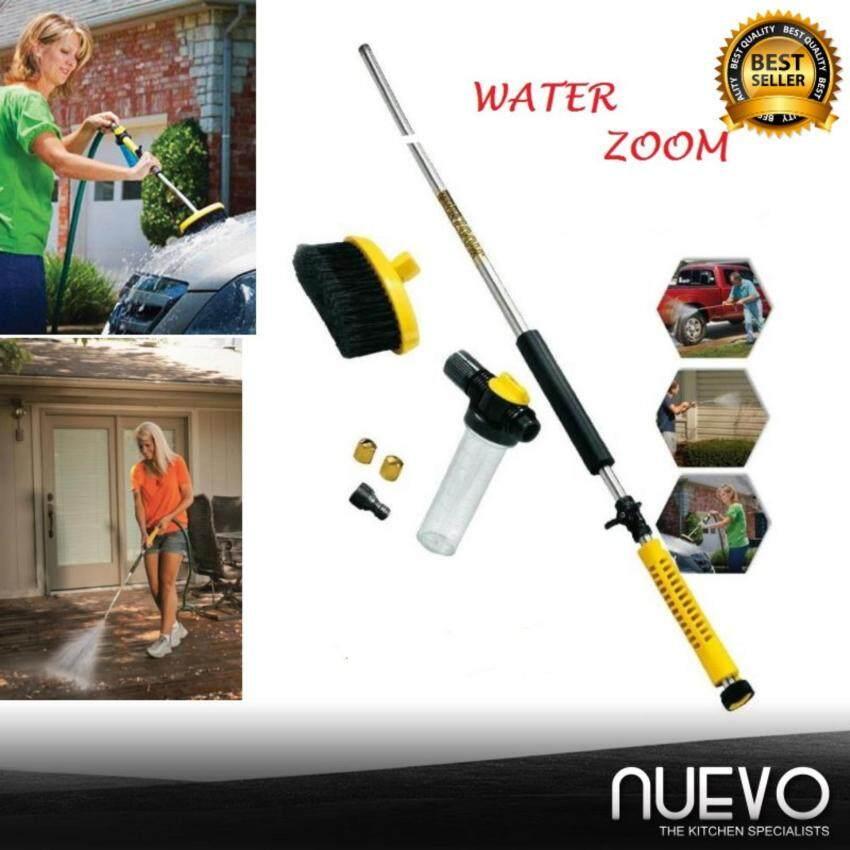Nuevo Water Zoom High Pressure Cleaner Sprayer Brush Gun Cleaning Hose Super Strong