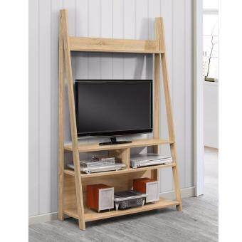 Pamica Nordic Entertainment Unit (Oak)