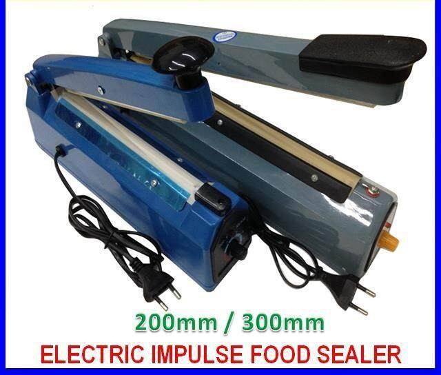 Pfs-200 Pfs-300P Food Heat Impulse Sealer Machine Pp/Pe Bags Packaging