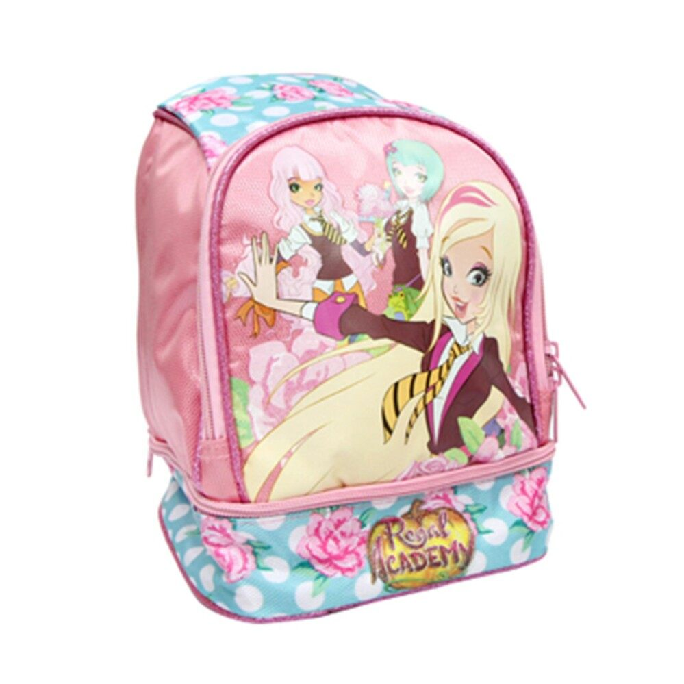 Regal Academy Lunch Bag - Pink Colour