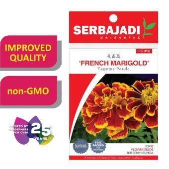 Serbajadi Seeds French Marigold FS018