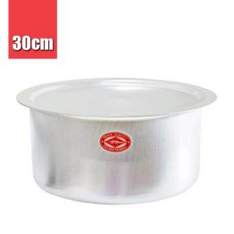 Harga Thailand Crocodile Brand | CCH Aluminium Indian Cooking Curry Soup Pot (30cm) 1pc