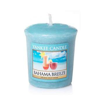 YANKEE CANDLE Sampler Bahama Breeze (Lake Blue)