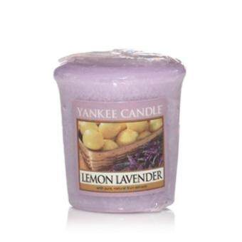YANKEE CANDLE Sampler Lemon Lavender (Purple)