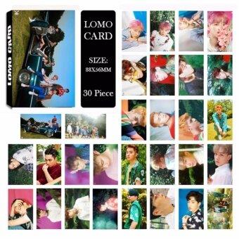 EXO 4th THE WAR KOKOBOP Album LOMO Cards New Fashion Self Made Paper Photo Card HD