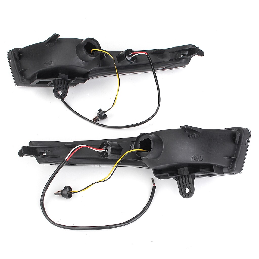 Car Lights - Exact For Nissan Altima Switchback LED Daytime Running Lights Turn Signal Lamps - Replacement Parts