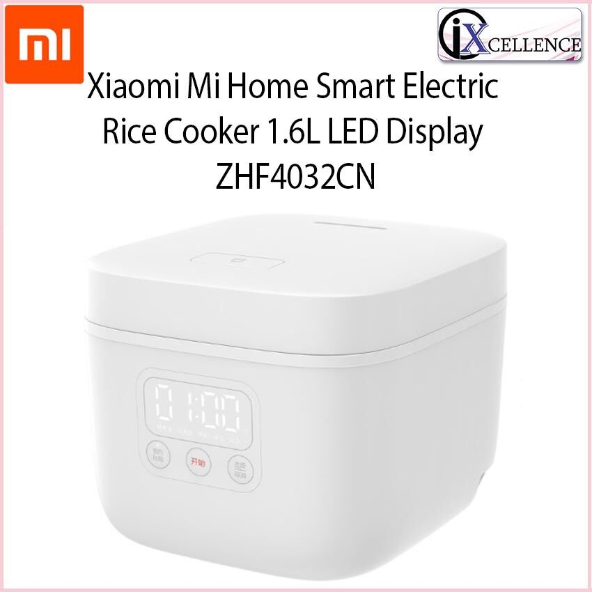 [IX] Xiaomi Mi Home Smart Electric Rice Cooker 1.6L LED Display (DFB201CM)