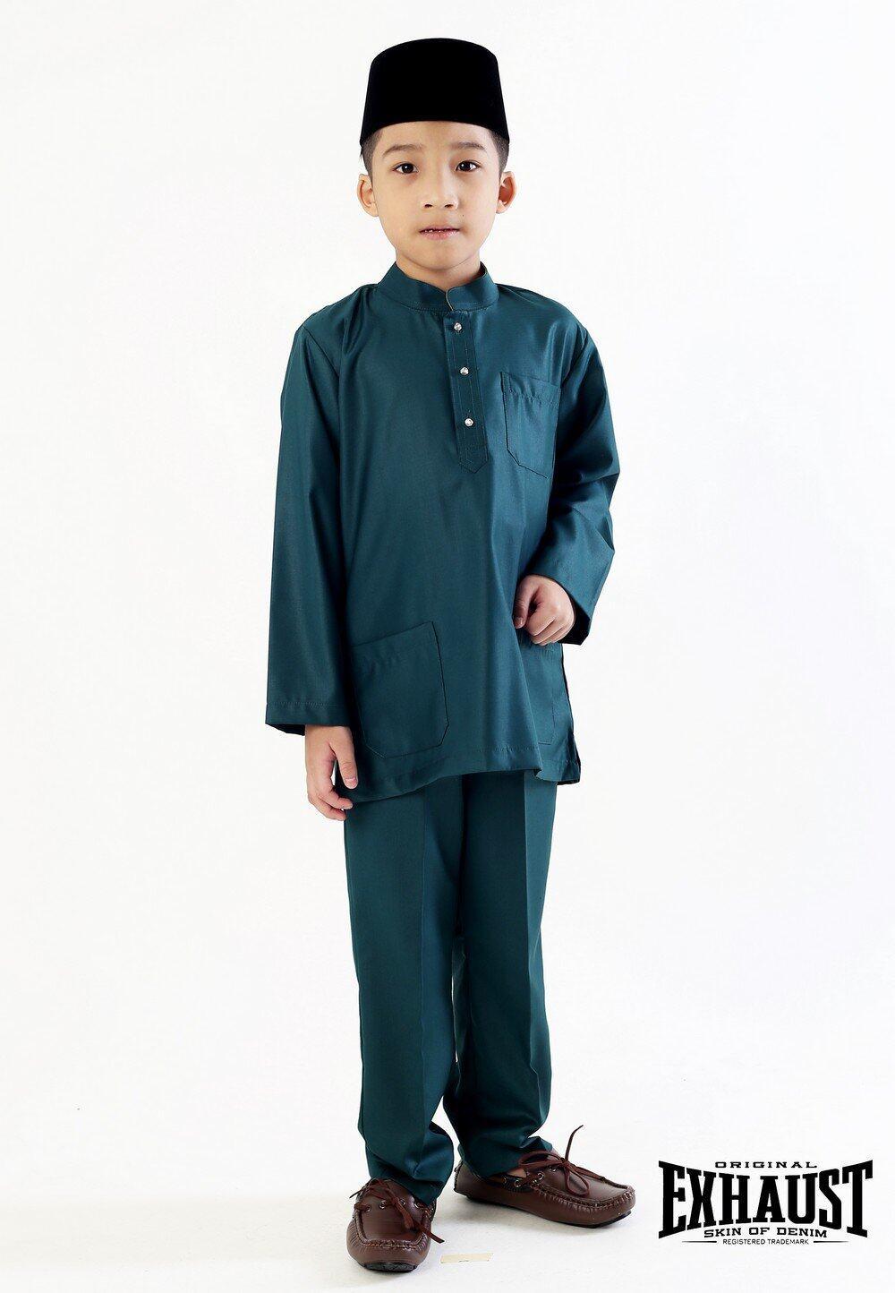 Exhaust Baju Melayu Modern Fashion Kids 88625#5