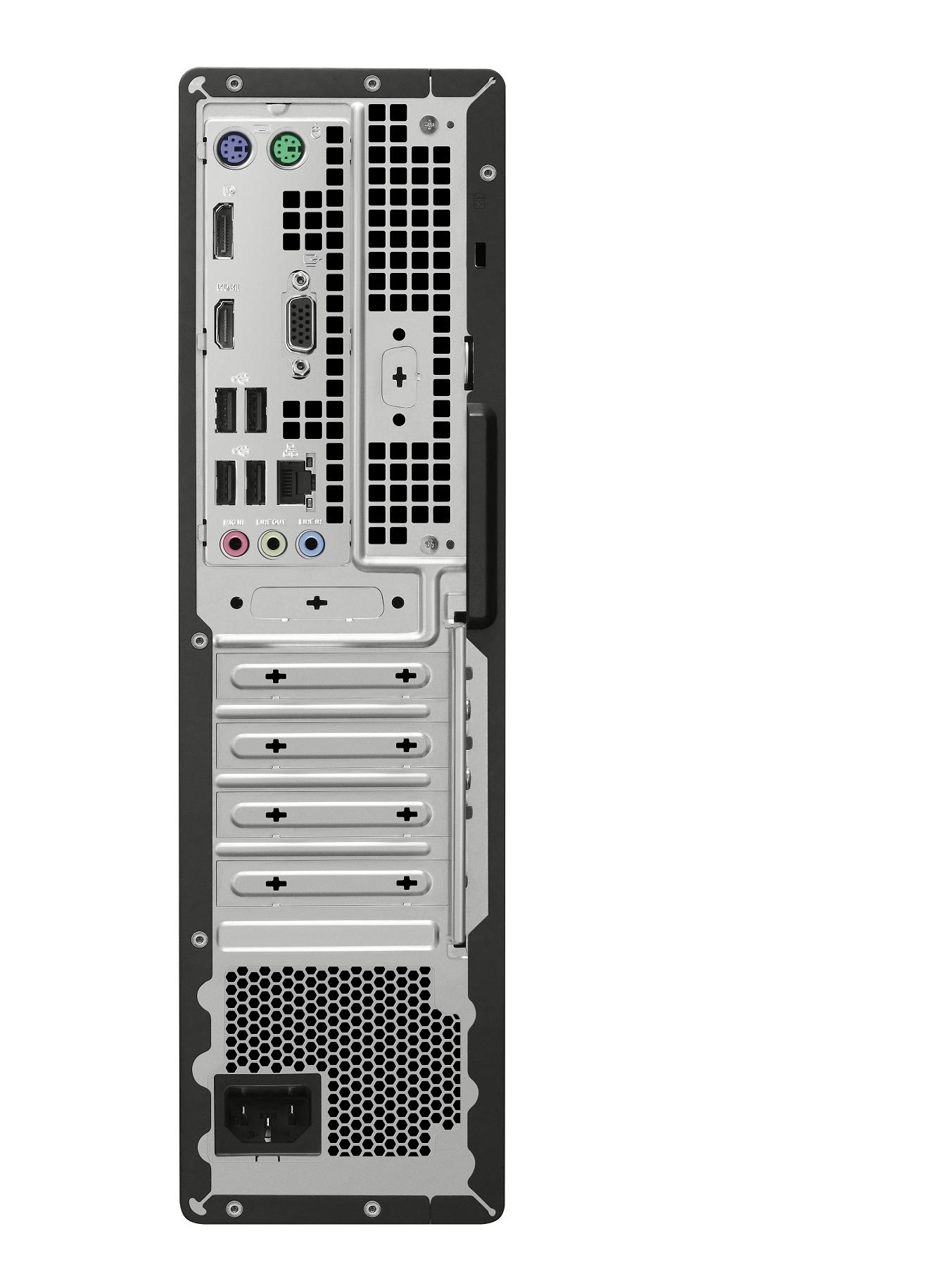 ASUS S500SA-310100069TS DESKTOP PC-BLACK (I3-10100/4GB/256GB SSD/WIN10/3YRS)+MS OFFICE 2019