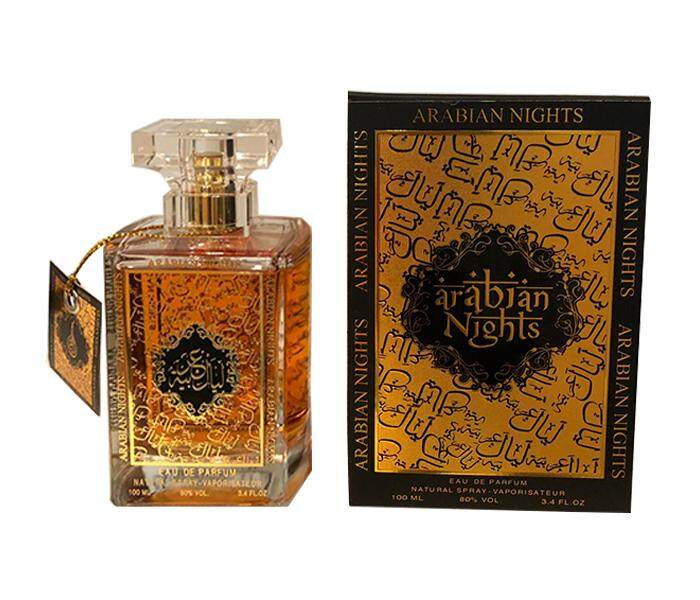 Perfume Arabian Nights Eau De Parfum Spray for Unisex  100ml