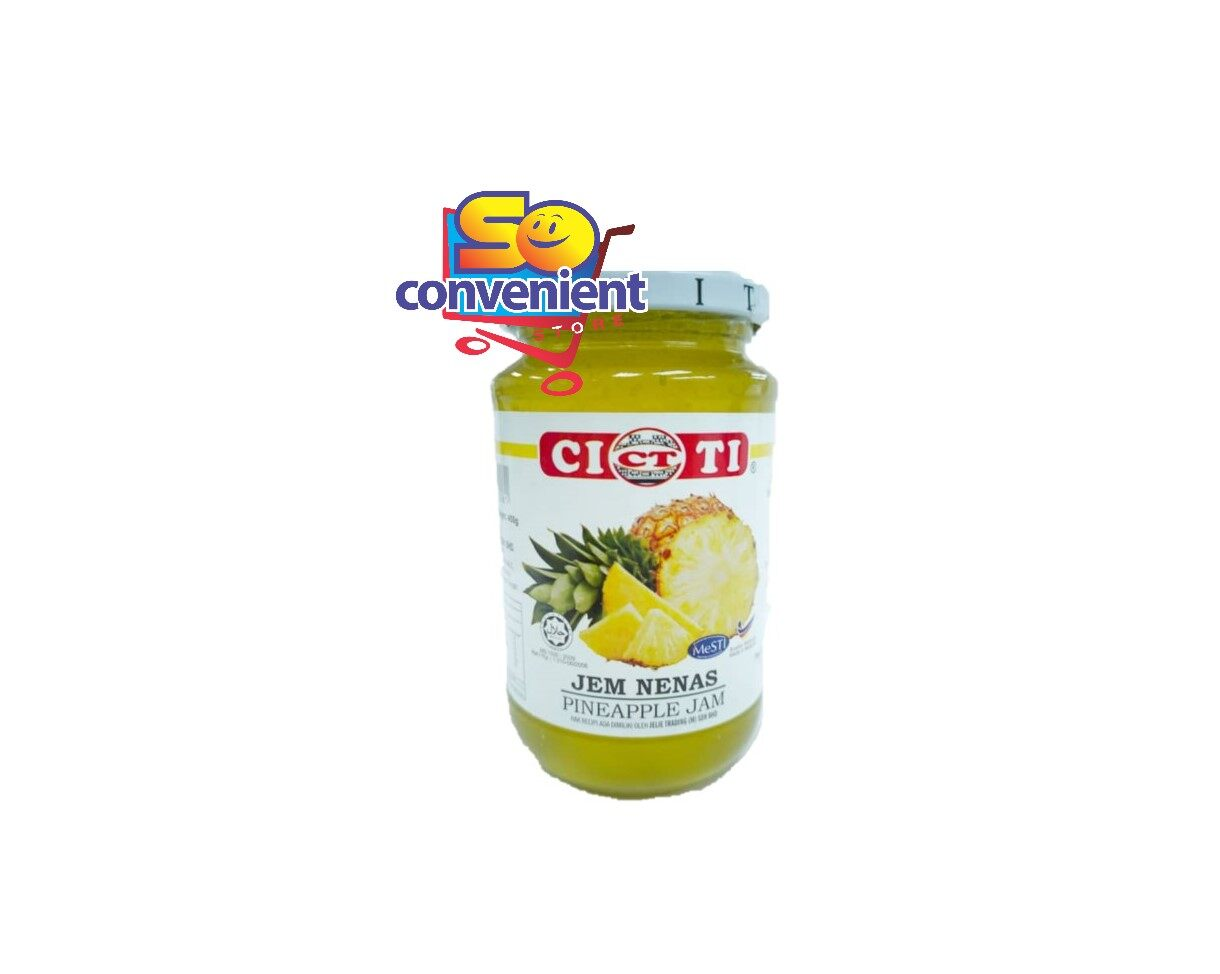 Citi Jam Pineapple 450g