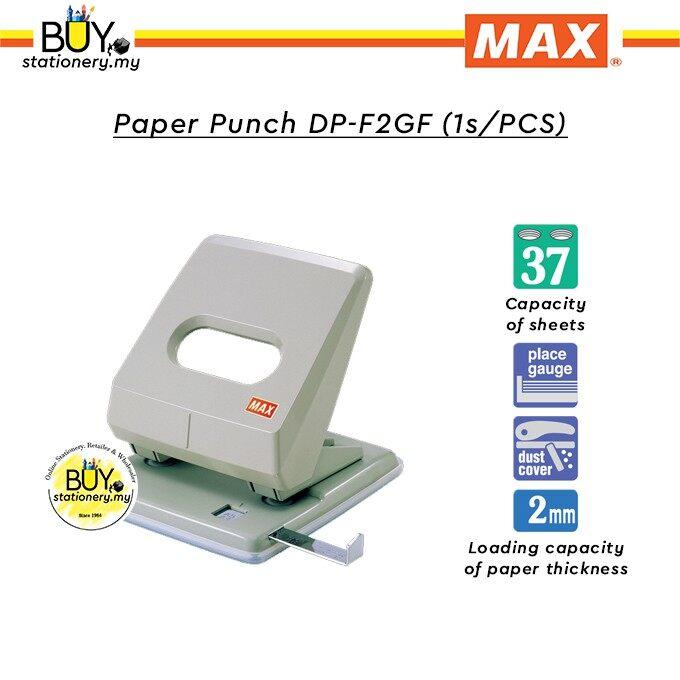 Max Paper Punch DP-F2GF (1s/PCS)