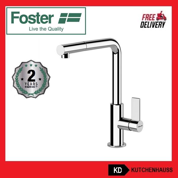 Foster Kitchen Mixer 8497020  (Pull Out) Chrome / Kutchenhauss