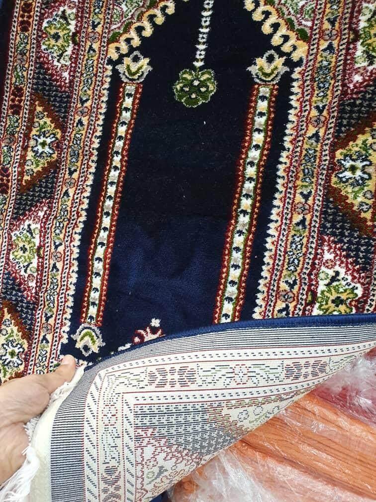 RAMADAN GIFT SEJADAH CARPET Islamic Prayer Rug Muslim Prayer Mat Salat Sajadah Namaz Carpet Rug