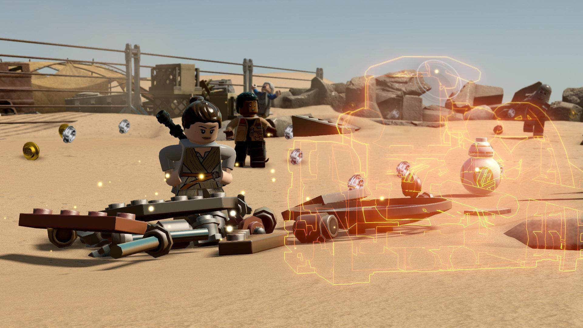 (PS4) LEGO Star Wars The Force Awakens (RALL/ENG)