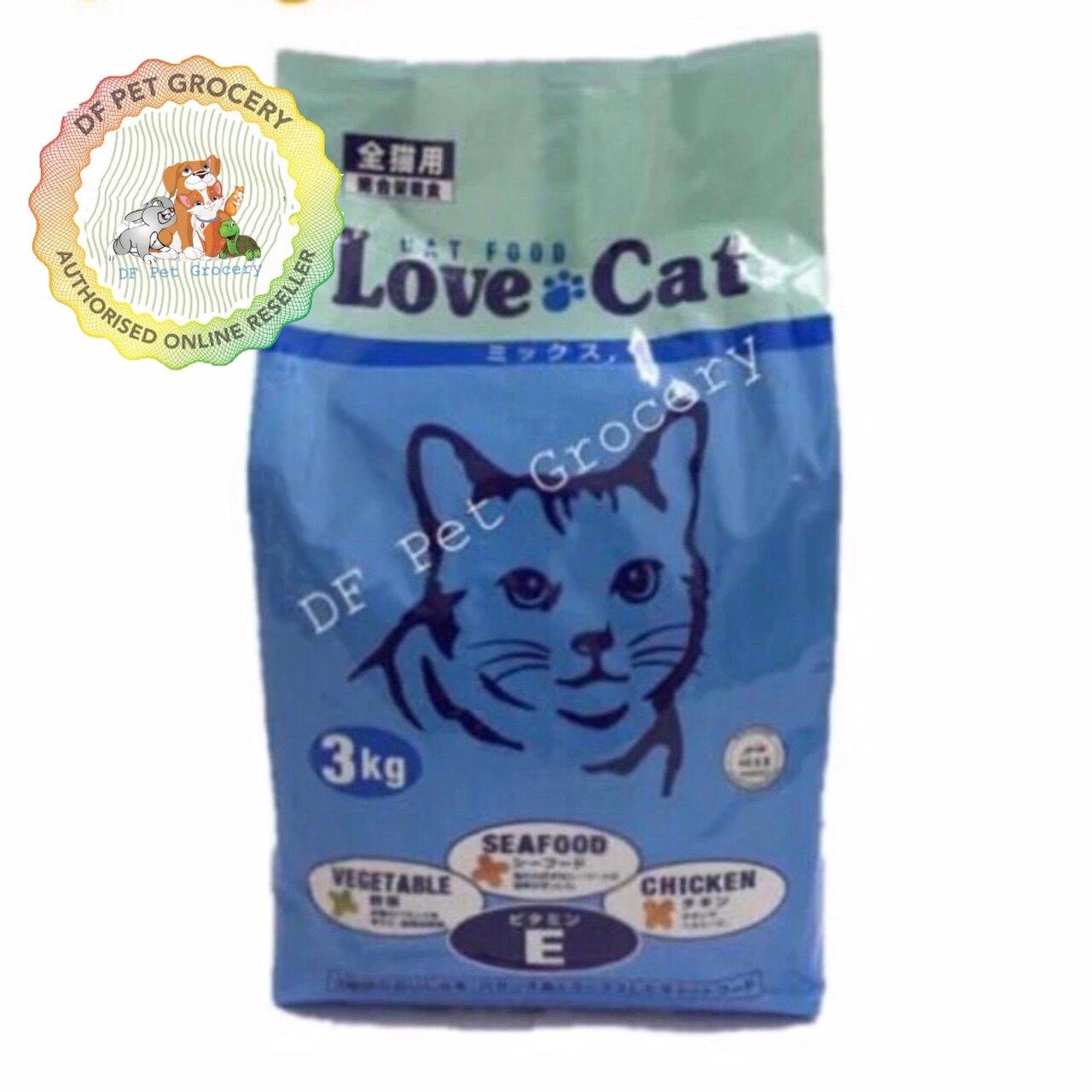Love Cat - Cat Food 3kg