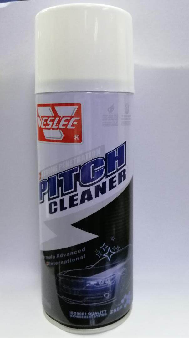 VESLEE STRONG PENETRATION PITCH CLEANER TAR & SPOT REMOVABLE 450 ML