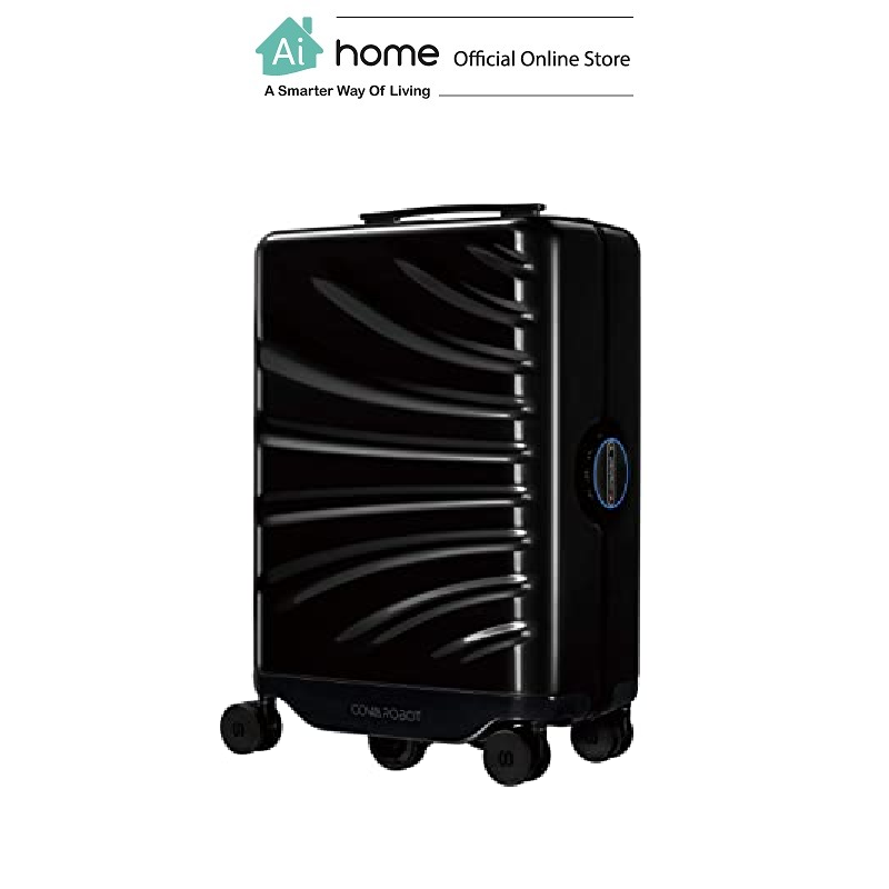 """COWAROBOT Robotic Suitcase 20"""" CWL16R1L [ Smart Travel ] with 1 Year Malaysia Warranty [ Ai Home ] CR20B"""