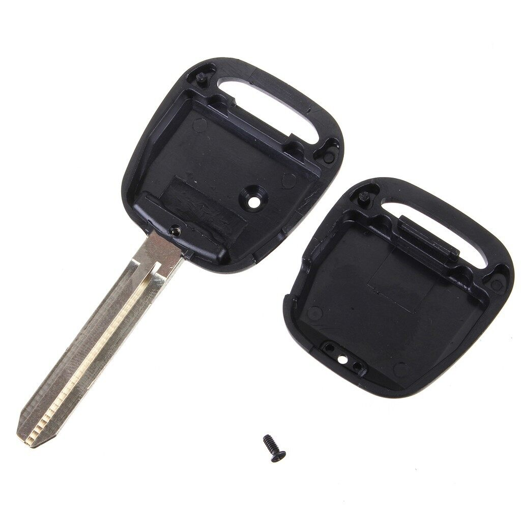 Car Accessories - Remote Key Blank Blade Case Shell Fob For Toyota - Automotive