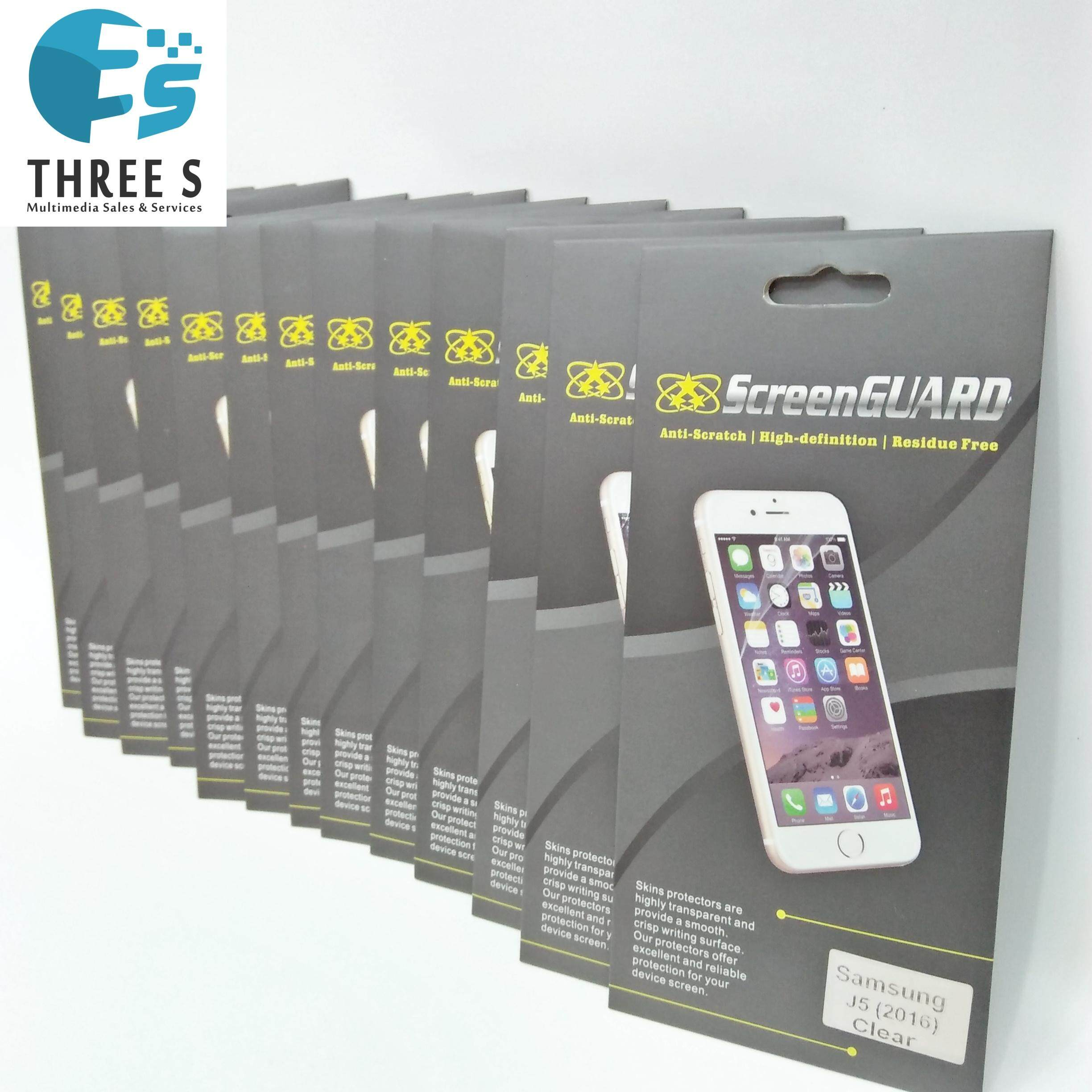 Screen Guard Screen Protector Clear- Samsung