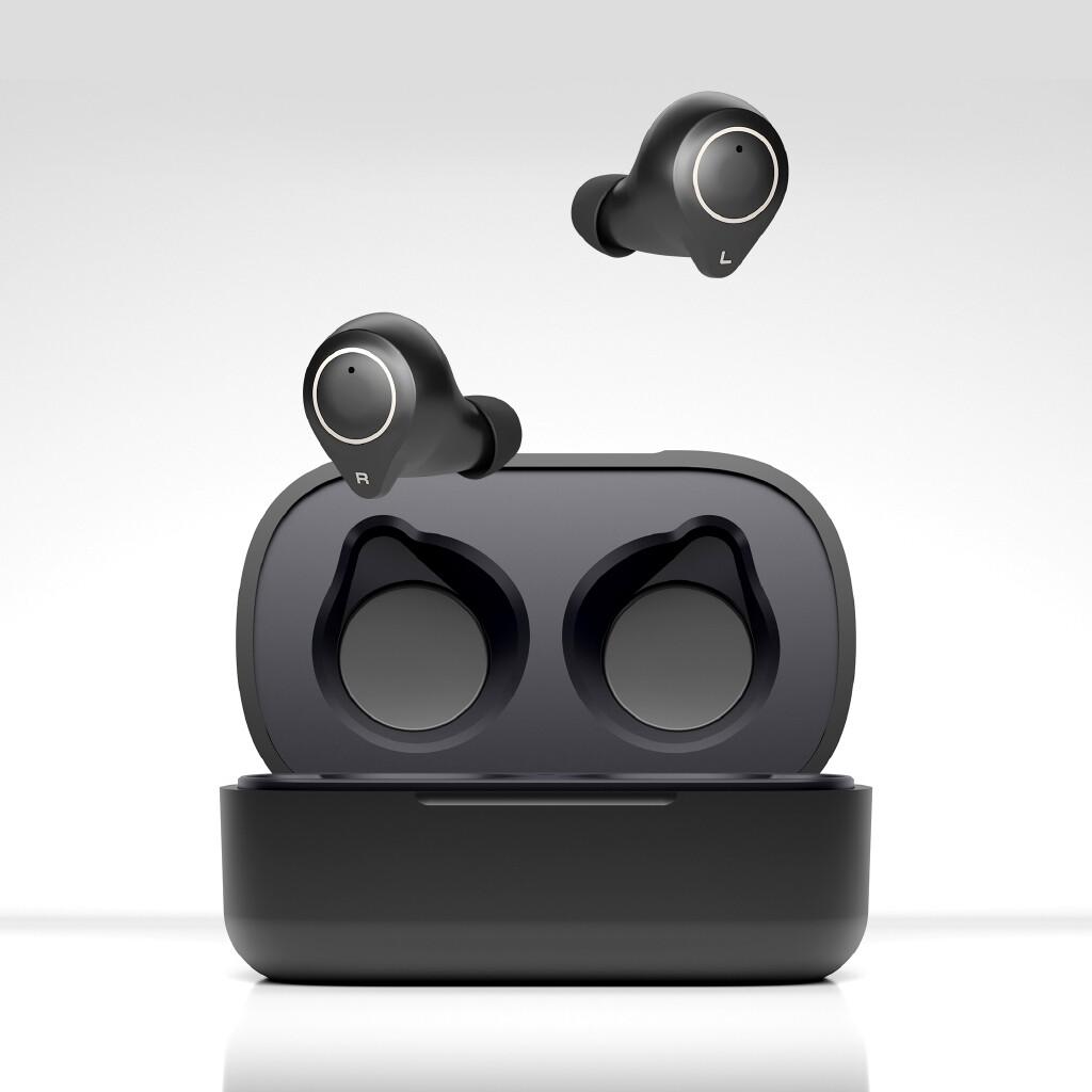 On-Ear Headphones - Leagoo A1 Smart Touch BLUETOOTH 5.0 Sports Headphones WIRELESS Stereo IPX5 Waterproof Earphone - Audio