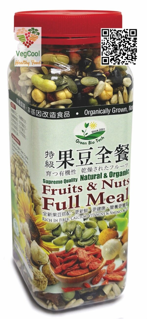 Fruits & Nuts Full Meal (360g)