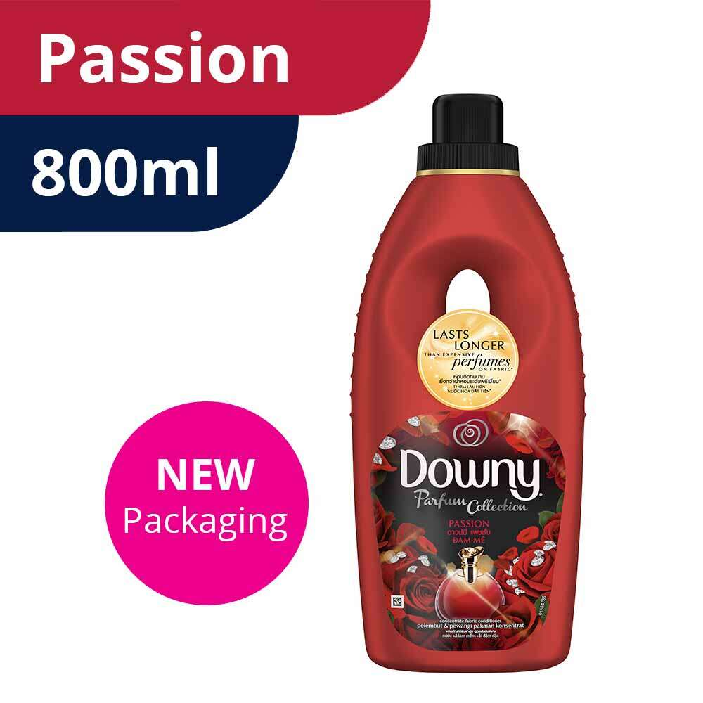 Downy PASSION Parfum Collection Concentrate Fabric Conditioner 800ML