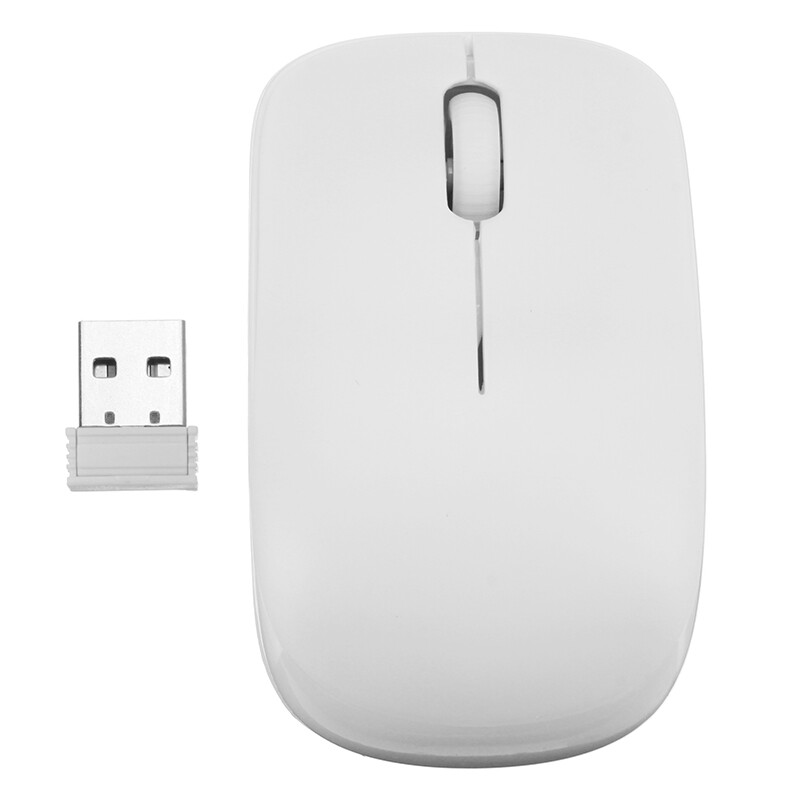 Keyboards - WIRELESS ULTRA Thin 2.4GHz Keyboard and Mouse Kit Combo - Computer Accessories