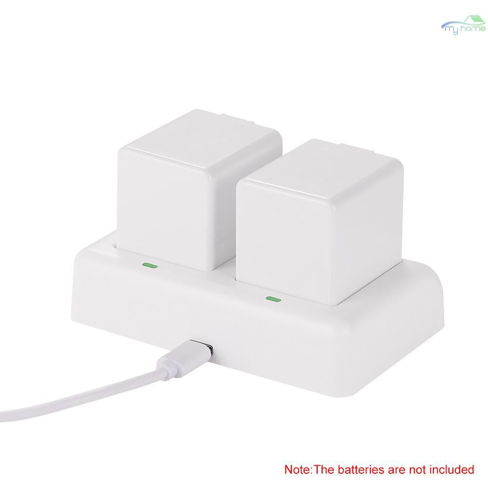Monitors - Dual Charger for Arlo Go,Arlo Pro,Arlo Pro 2 with 1 Dual Charger+1Power Adapter+1Type-C Cable - Computer Accessories