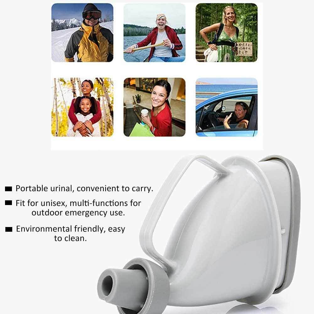 Portable Car Travel Outdoor Adult Urinals (J1116-1)