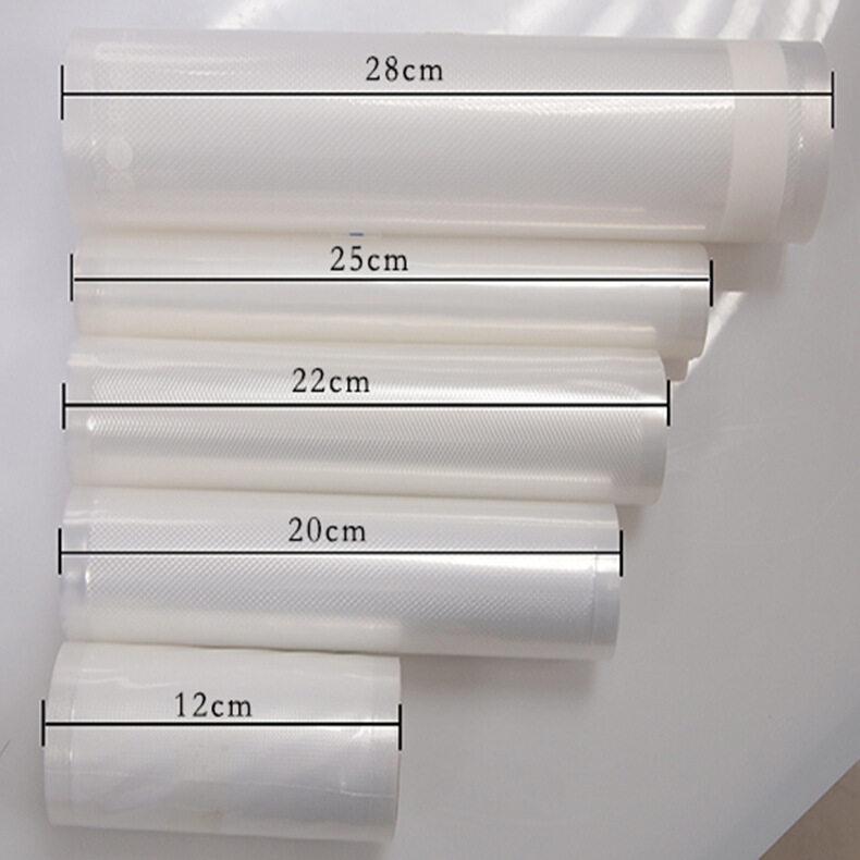 Embossed Vacuum Bag Food Packaging Sealer Bag (1Roll) /