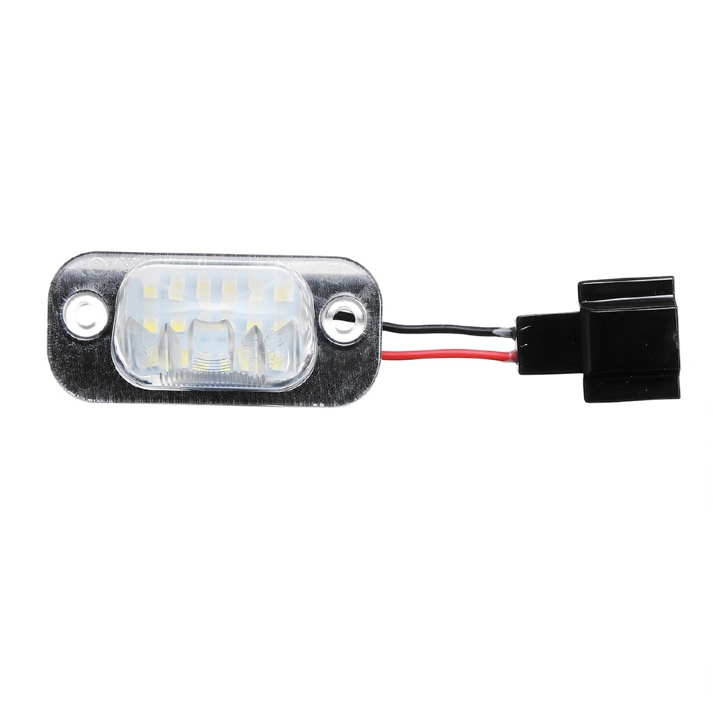 Car Lights - Car Lamp For VW Polo Golf MK4 MK5 MK6 7 18 LED License Plate Number Lights 2 PIECE(s) - Replacement Parts