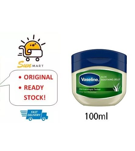 Vaseline Aloe Soothing Jelly (100ml)