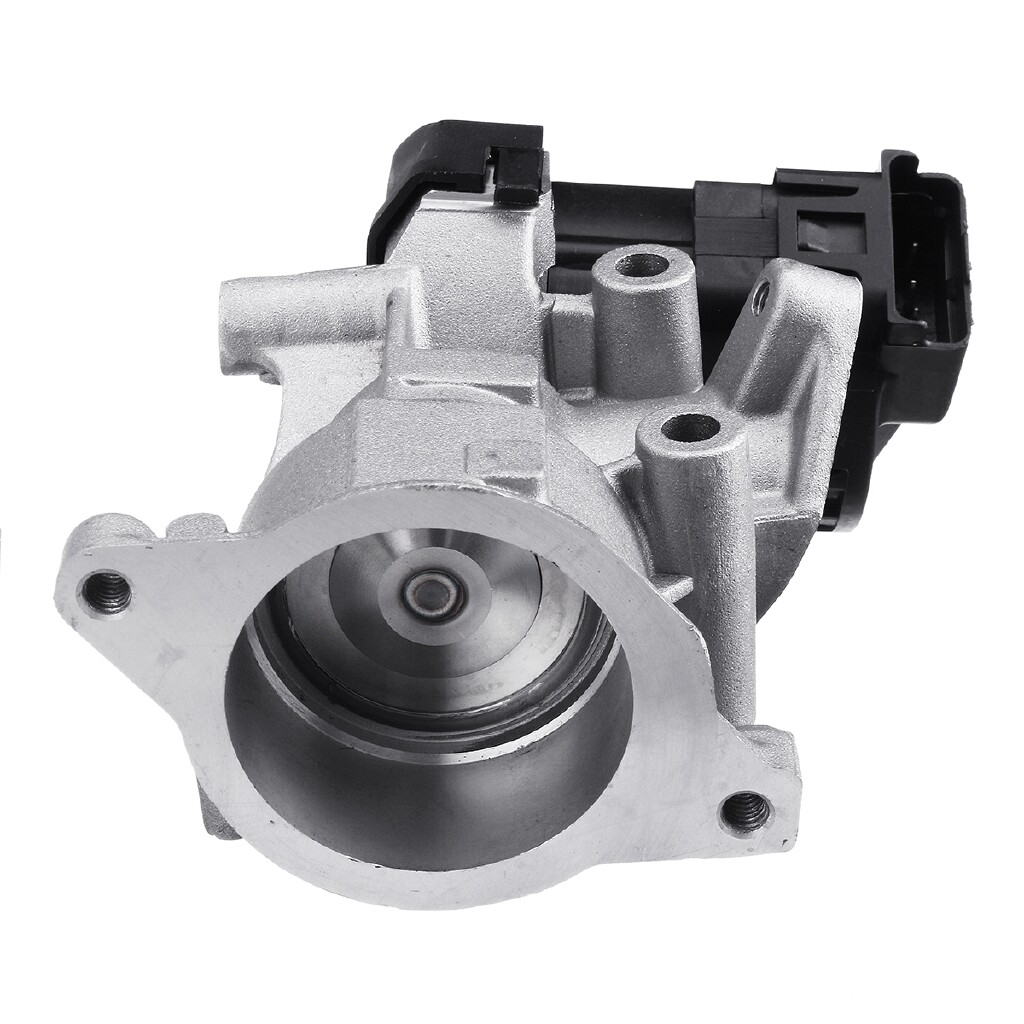 Engine Parts - Silver Metal EGR Valve For Ford FOCUS C-MAX MK 2 GALAXY KUGA MONDEO MK 4 S-MAX 2.0 TDCi - Car Replacement