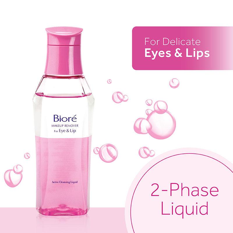 Makeup Remover for Eye & Lip (130ml)