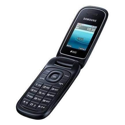 Samsung E1272i Mobile (Fresh Import) Limited Edition