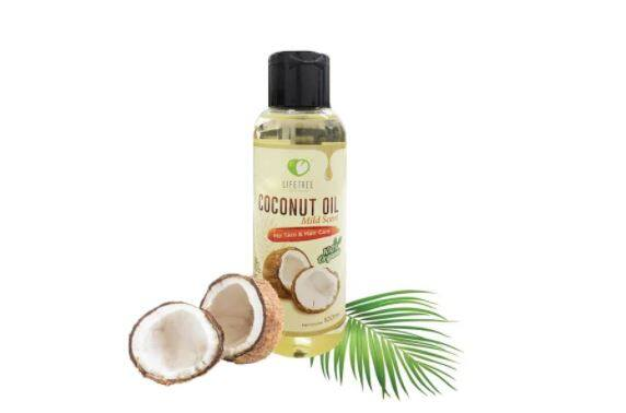 [MPLUS] LIFETREE Organic Premium Coconut Oil 100ml