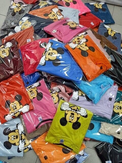 T-Shirt Murah Wholesale Borong Unisex size S M L XL XXL tshirt