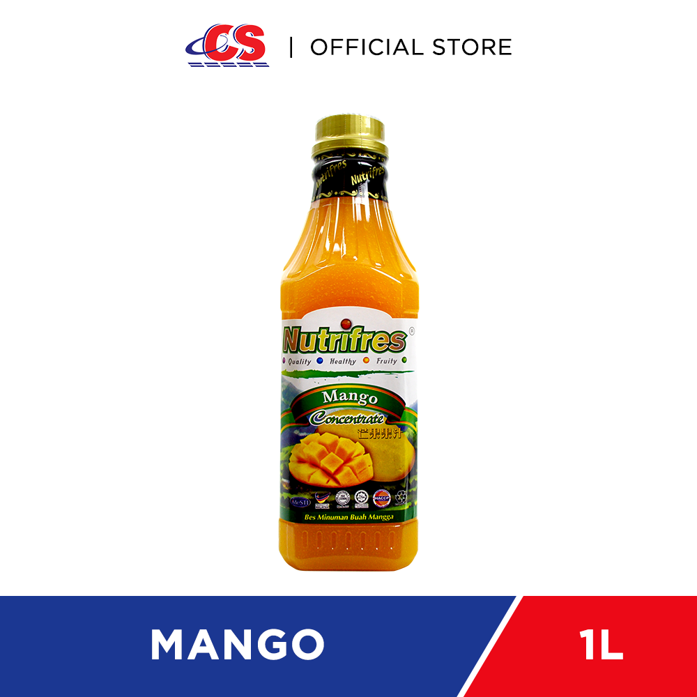 NUTRIFRES Concentrate Mango 1kg
