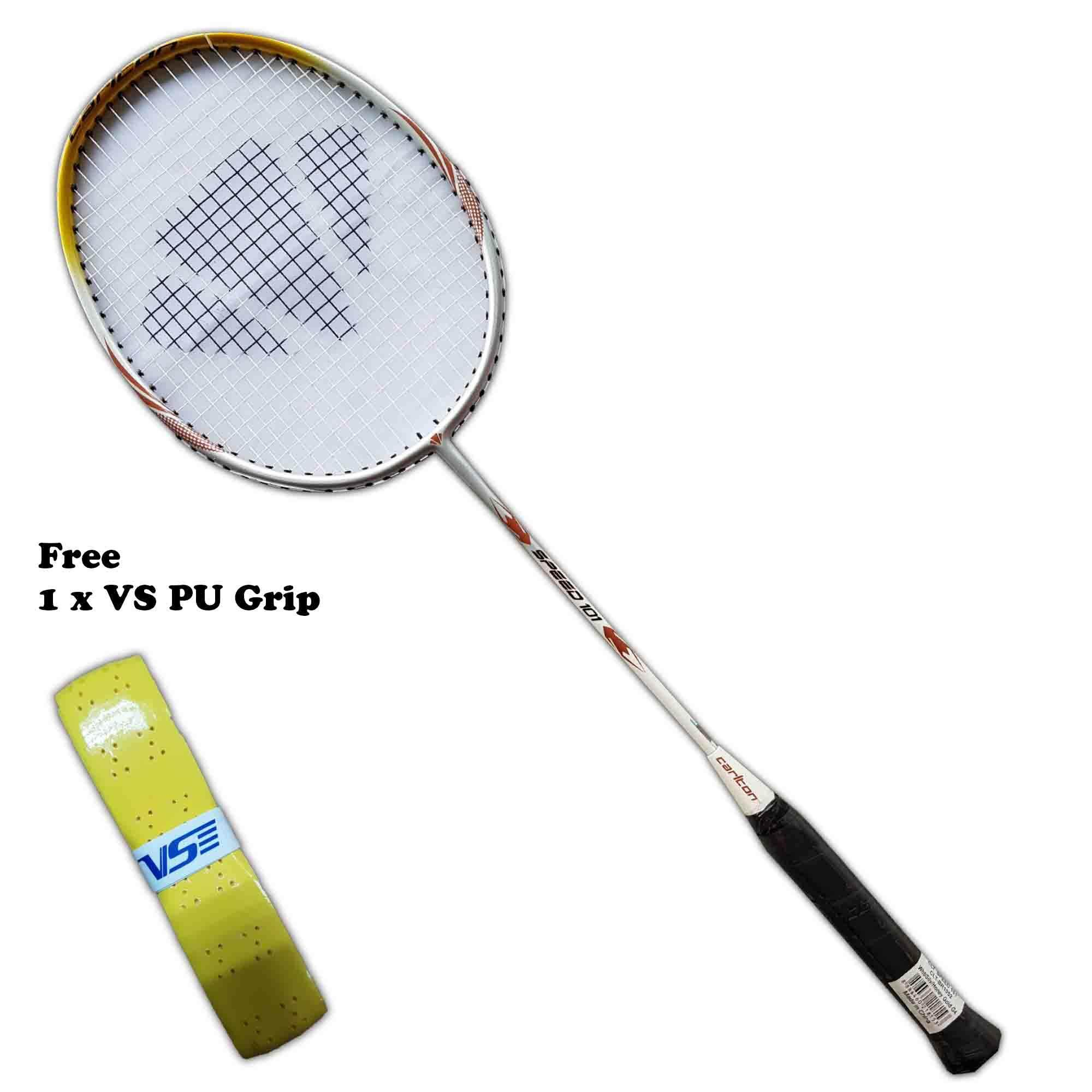 Carlton Badminton Racket Speed 101
