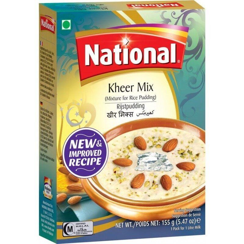 NATIONAL KHEER MIX/ READY MIX - 155 GM