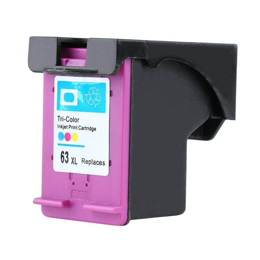 School & Office - Cheap Shipping Non-OEM Ink Cartridge for HP 63 XL for HP 63 Officejet 2620 for ENVY 4500 - Stationery